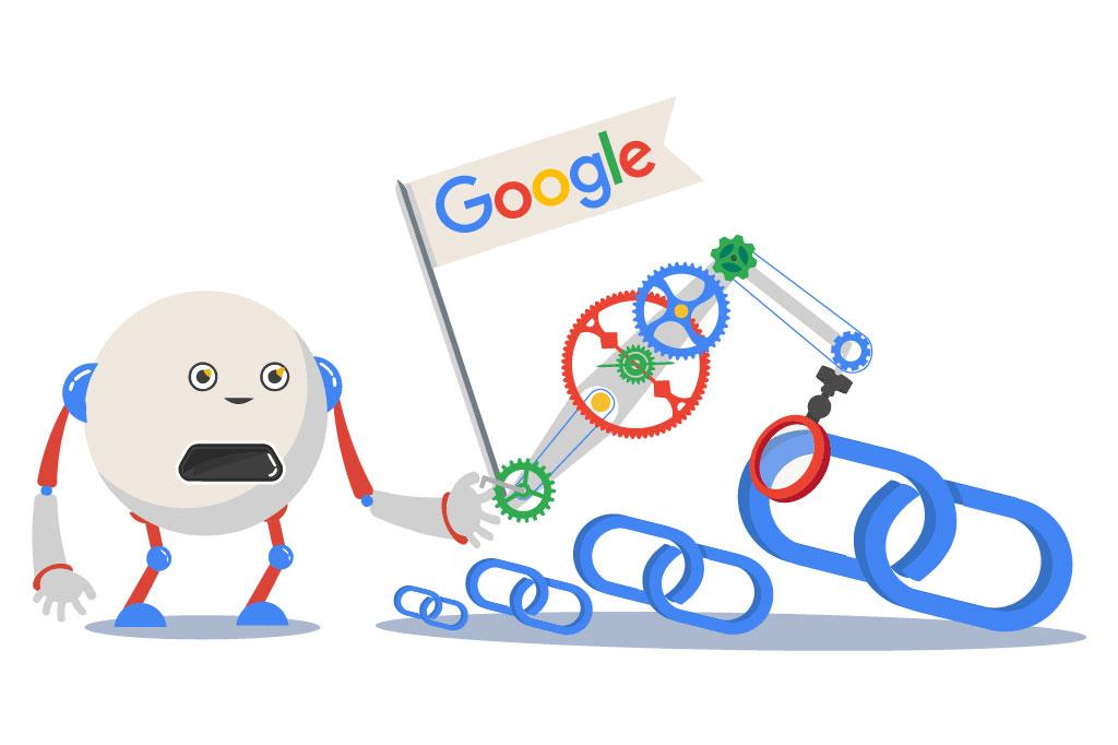 Google, Backlink Çalışması Yapanları Uyarıyor