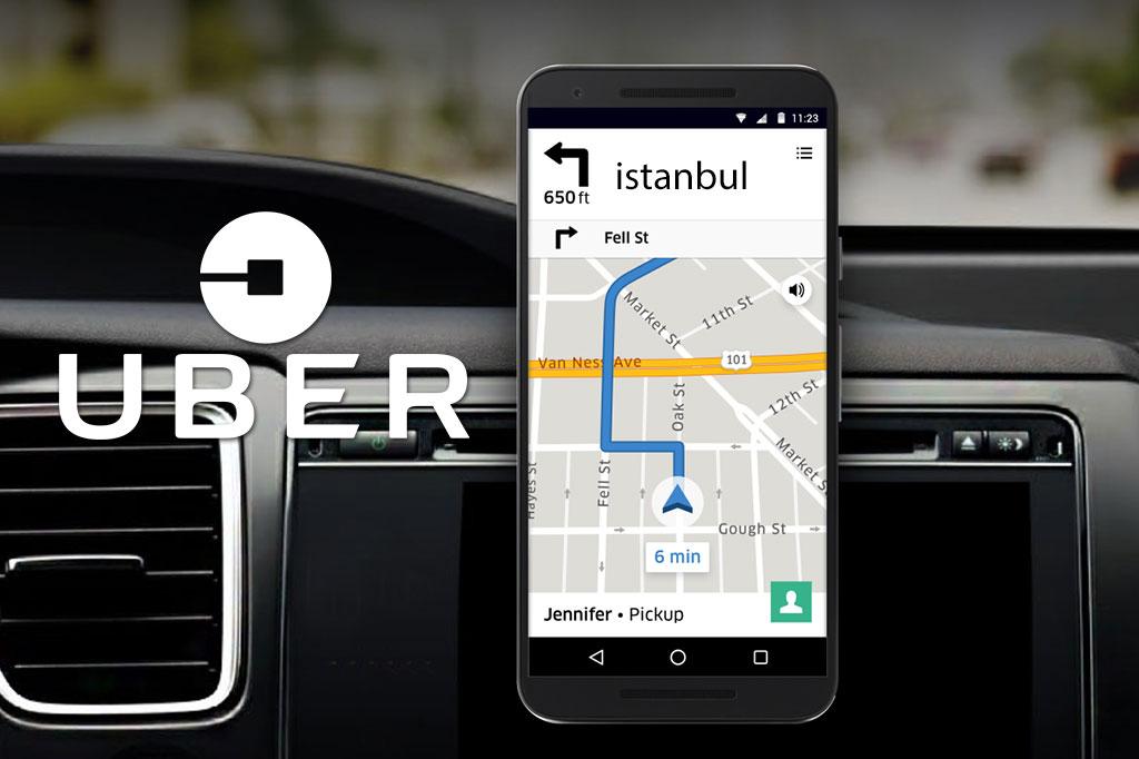 UBER Taksi Nedir?