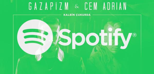 Spotify Çukur Dizi Müzikleri